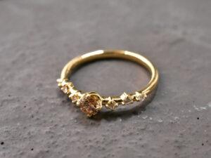Brown-Diamond-Ring
