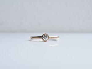 MILダイヤモンドリング